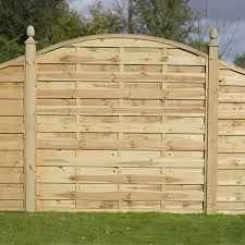 choose the garden fence panels