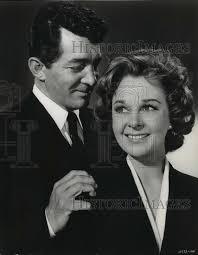1961 Press Photo Actors Susan Hayward and Dean Martin in MGM Movie Ada    Dean martin, Susan hayward, Press photo