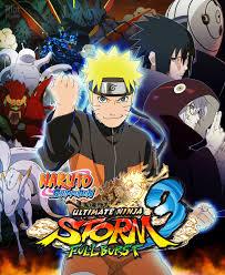 Naruto Shippuden: Ultimate Ninja Storm 3 - Full Burst - game ...