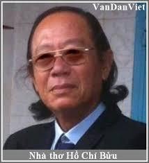 """Chùm thơ """"Vọng quê..."""" của Hồ Chí Bửu (TN)"""
