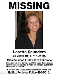 Missing Loretta Saunders' body found dumped alongside a highway   Daily  Mail Online
