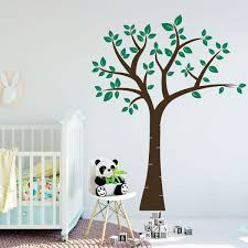 Nursery Wall Decal Tree Vinyl Decor Wall Decal Customvinyldecor Com