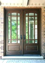 front doors with glass home depot entry