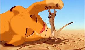 Image result for the lion king 1994 timon and pumbaa