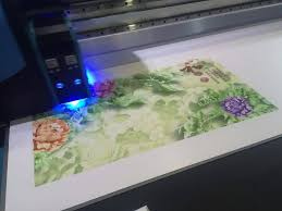 whole digital glass printing