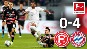 Coutinho, Gnabry & Co Score in Bayern Goalfest I Fortuna ...