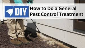 How to do a General Pest Control Treatment - DIY Pest Control | DoMyOwn.com  - YouTube