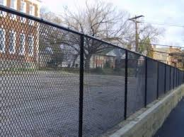 Chain Mesh Fencing Melbourne Wrought Iron Balustrades Templestowe