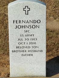 Fernando Johnson (1963-2016) - Find A Grave Memorial