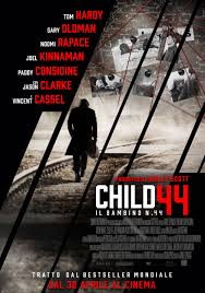 Tom Hardy - Italian poster for Child 44 | Tom Hardy