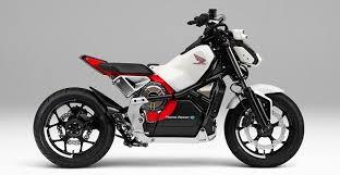 honda unveils self balancing motorcycle