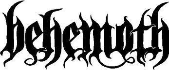 Behemoth Decal Sticker 02
