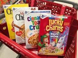 general mills cereal as low as 0 84