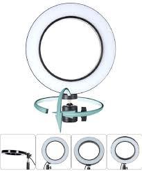 XẢ HÀNG] Bộ đèn Led tròn có giá đỡ 3 chân