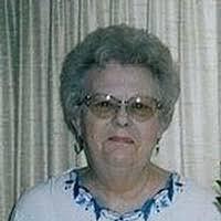 Obituary | Vera Maxine Bowman | Ohde Funeral Home, Inc.