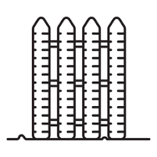 Farm Fence Icon Fence Transparent Png Svg Vector File
