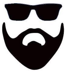 Amazon Com Man Beard Vinyl Decal Sticker Movember Manly Pride Truck Car Skateboard Bike Custom Fun Tumbler Laptop Pc Cell Phone Mobile Device 5 1 W X 5 5 H Black Hgc2081 01 Clothing