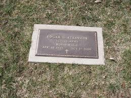 Edgar Gleason Atkinson (1925-2006) - Find A Grave Memorial