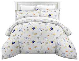 lullaby bedding space printed comforter