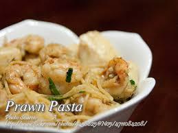 prawn pasta recipe panlasang pinoy