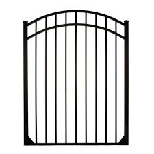 Diy Universal Fence Metal Fencing Fencing The Home Depot