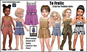 to frolic original content sims 4 nexus