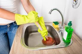 how to unclog a kitchen sink drain 4