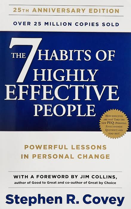 Image result for 7 habits of highly effective""