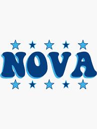 Villanova Stickers Redbubble