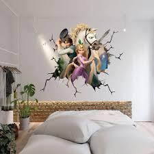 Tangled Rapunzel Tower Disney 3d Door Wrap Decal Wall Sticker Mural Art D256 26 99 Picclick Uk