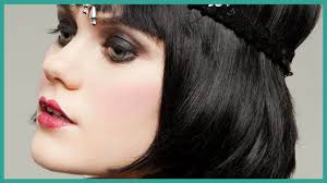 great gatsby 1920 s inspired hair and