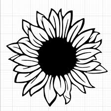 Hand Crafted Other Sunflower Vinyl Decal Poshmark