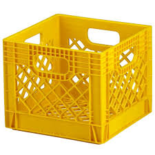 Kids Storage Colorful Milk Crates For Kids The Land Of Nod Milk Crate Storage Milk Crate Furniture Milk Crates