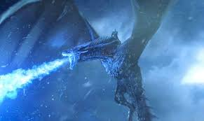 game of thrones has that ice dragon