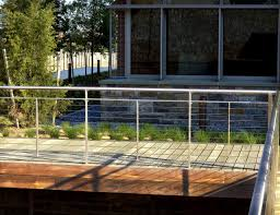 Tensiline Commercial Cable Railing Trex Commercial Products