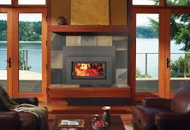 fireplace xtrordinair flush wood