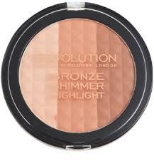 makeup revolution ultra bronze shimmer