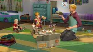 The Sims 4 Parenthood And The Sims 4 Kids Room Stuff Are Coming To Console