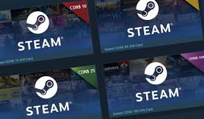 steam digital gift cards are now