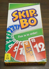 skip bo card game review and rules