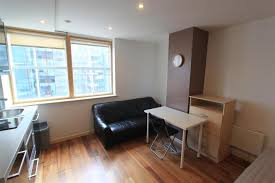 1 bed flat studio west point leeds