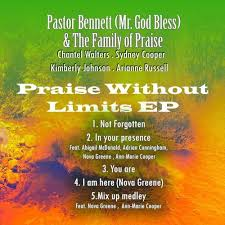 In Your Presence (feat. Abigail McDonald, Adrian Cunningham & Ann-Marie  Cooper)-Pastor Bennett and the Family of Praise, Nova Greene-KKBOX