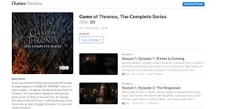 watch game of thrones streaming