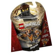 Shop LEGO Ninjago Spinjitzu Cole Toys Online - Babies NZ