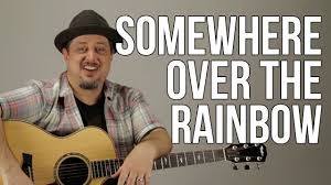 How To Play Somewhere Over The Rainbow by Israel Kamakawiwo'ole ...