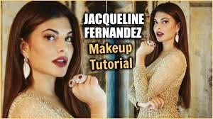 jacqueline fernandez makeup look hair