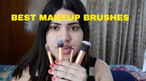 best makeup brush set in india