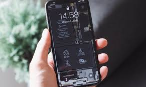 show off the inside of your iphone x