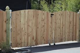 Driveway Gate Wood Fence Gates Wood Fence Fence Gate