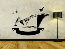 Military Ship Battleship Navy Boat Version 101 Vinyl Wall Decal Sticker Vinyl Wall Decals Wall Decal Sticker Wall Decals